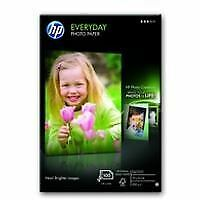 HP White 10x15cm Everyday Glossy Photo Paper (Pack of 100)