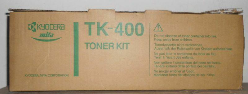 Original Kyocera Tk-400 Toner for FS  N Dn TN Dtn Black
