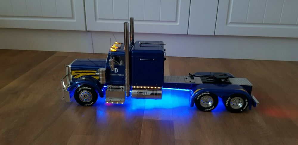 TAMIYA RC  Grand Hauler 1:14 Truck Fully Built - MFC-01