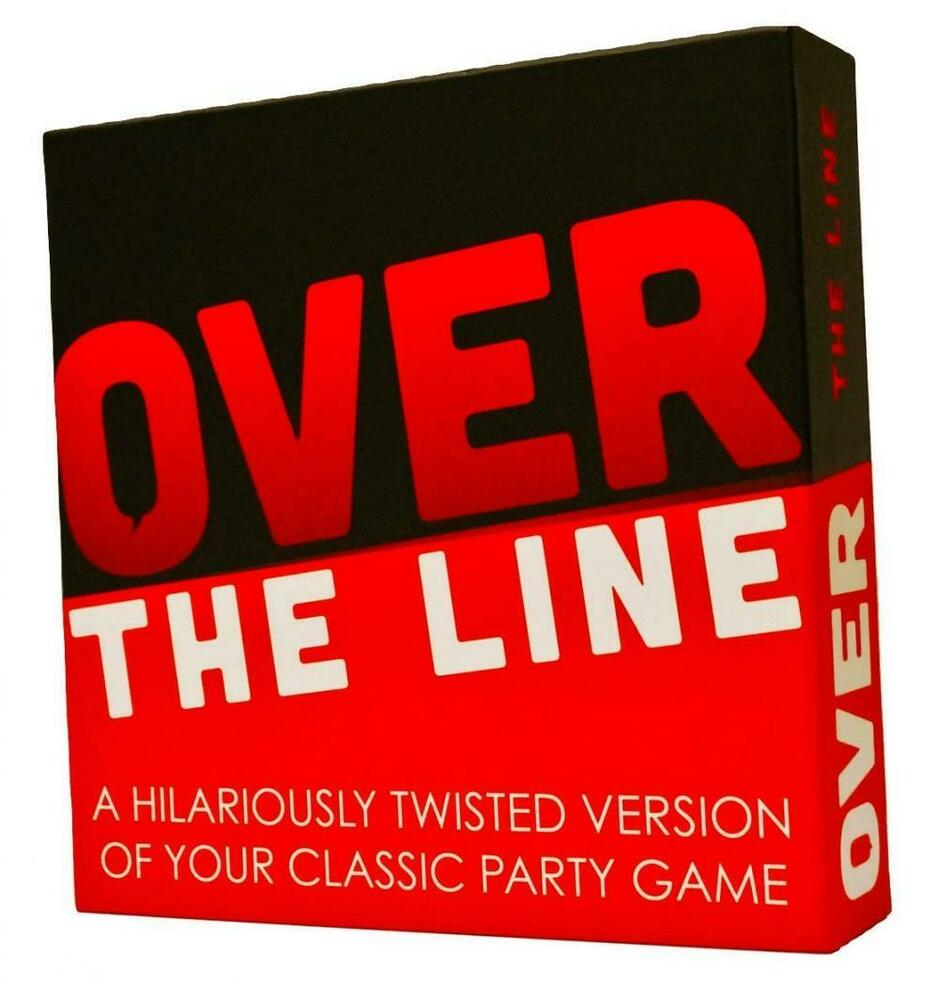 Over the Line - Party Board Game