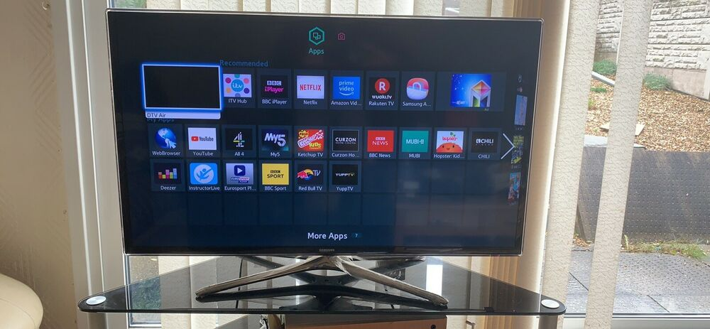 Samsung Series 6 Smart 3D Full HD LED TV UE40F inch