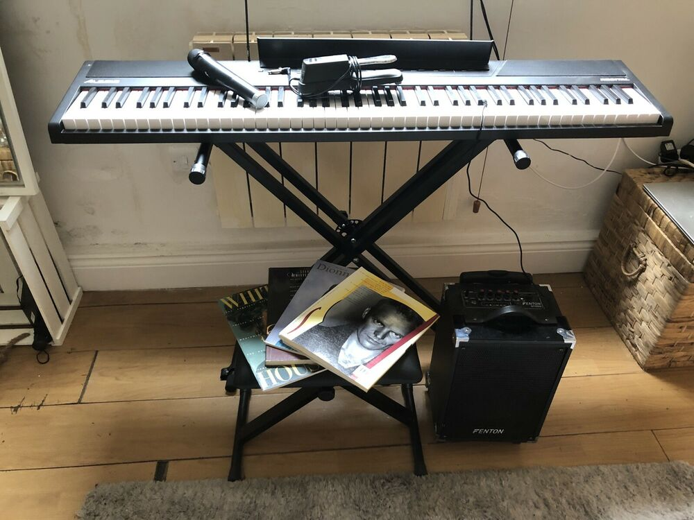 Alesis Recital - 88-Key Beginner Digital Piano / Keyboard