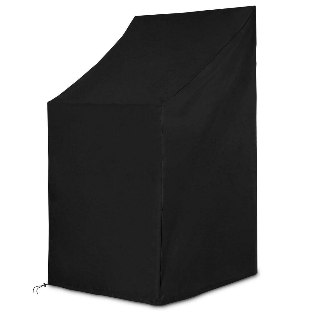 Dokon Patio Stacking Chair Cover Waterproof Breathable