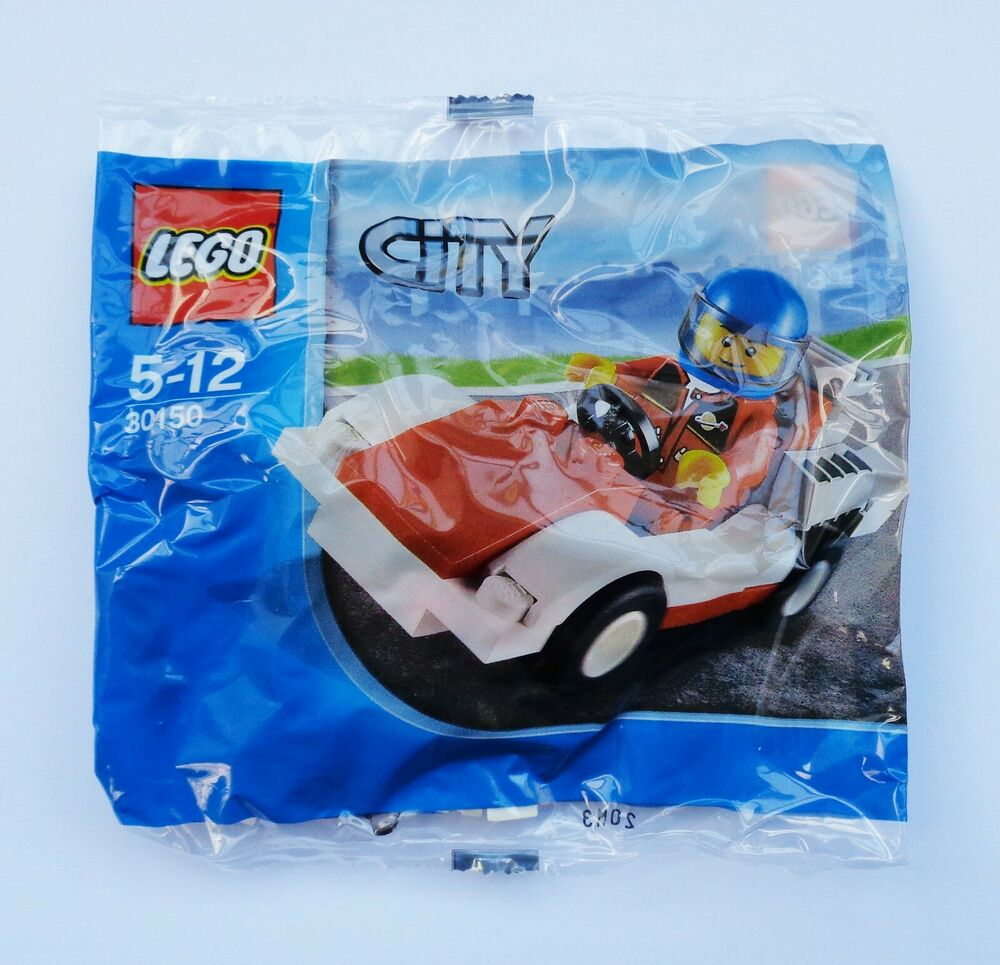 LEGO CITY -  - RACING CAR POLYBAG / BRAND NEW, SEALED,