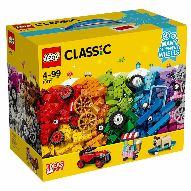 LEGO  Classic Bricks on a Roll - Brand New in Factory