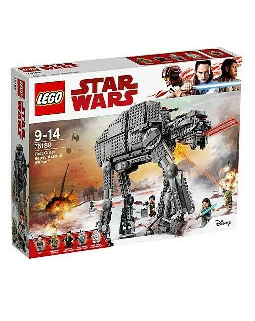 LEGO Star Wars First Order Heavy Assault Walker )