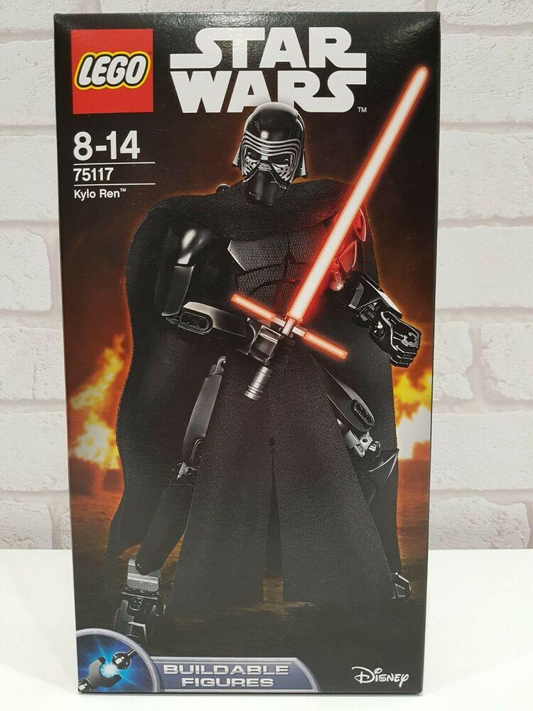 Lego Star Wars Buildable Figures Kylo Ren Set  Brand