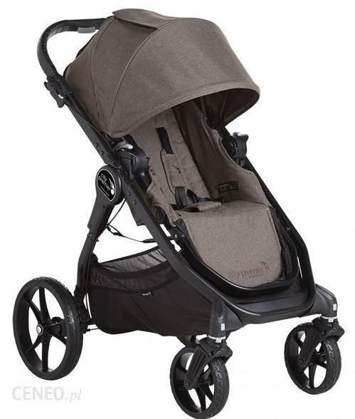 Baby Jogger City Mini 3 Wheeler Purple Grey Posot Class