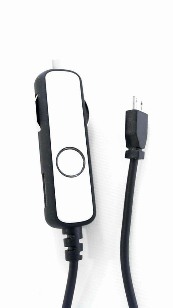 NEW T-Mobile Universal Micro USB Dual Output Car Charger For