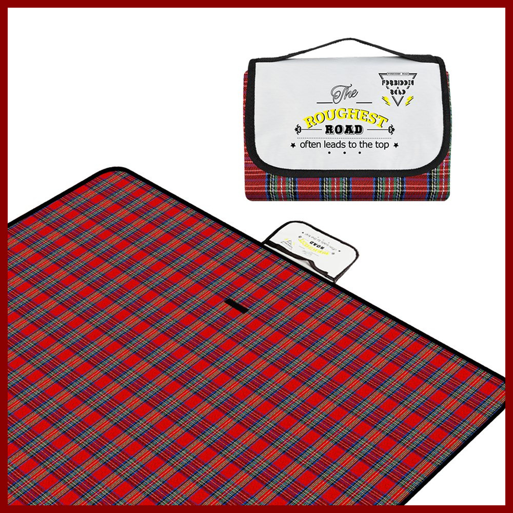 Portable Picnic Blanket Mat Beach LARGE Foldable Waterproof