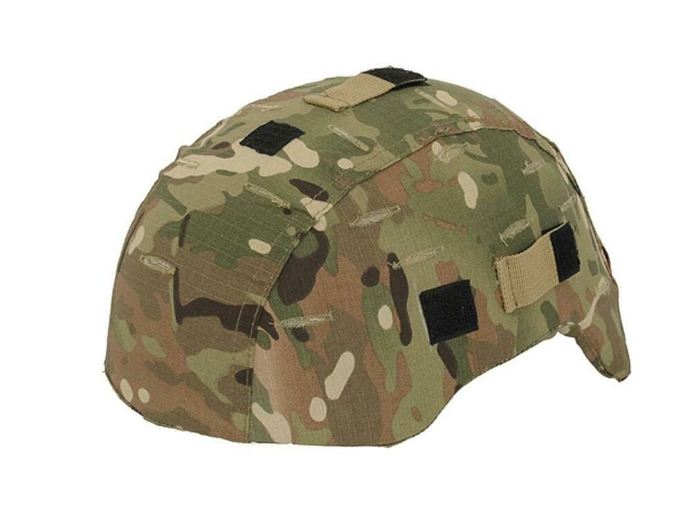 Airsoft Emerson Mich  Fast Helmet Cover Atp Multi Cam
