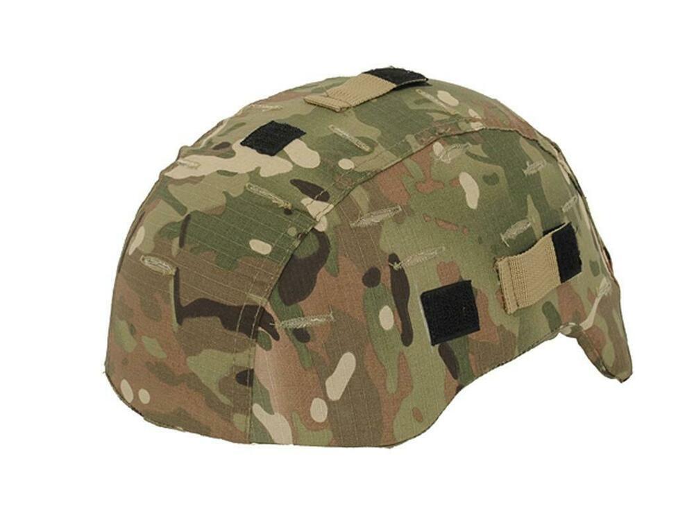 Airsoft Emerson Mich  Fast Helmet Cover Atp Multi Cam