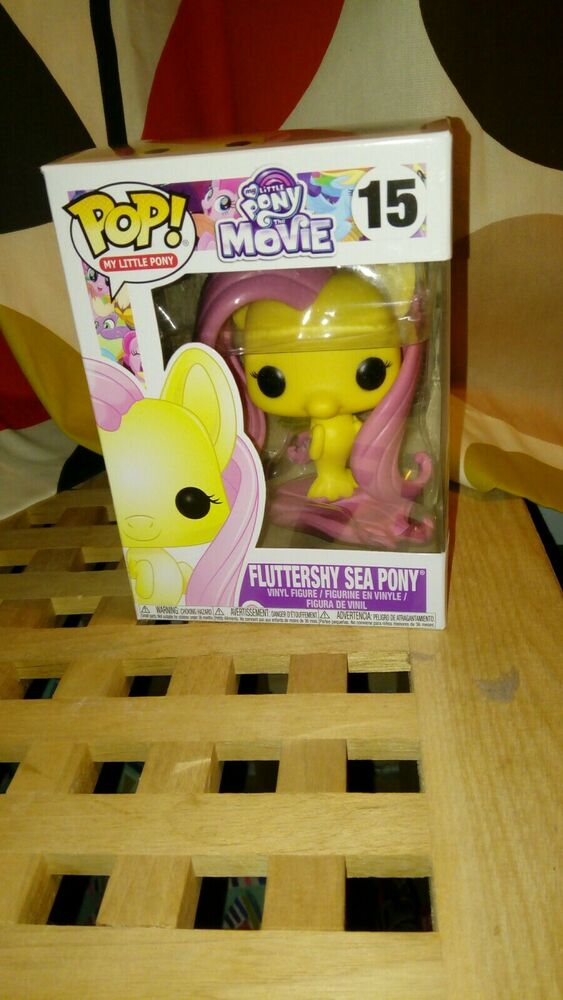 Funko Pop! My Little Pony: MLP Movie - Fluttershy Sea Pony