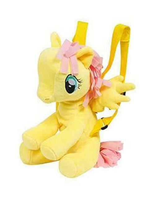 My Little Pony Fluttershy Character Plush Kids Soft Toy