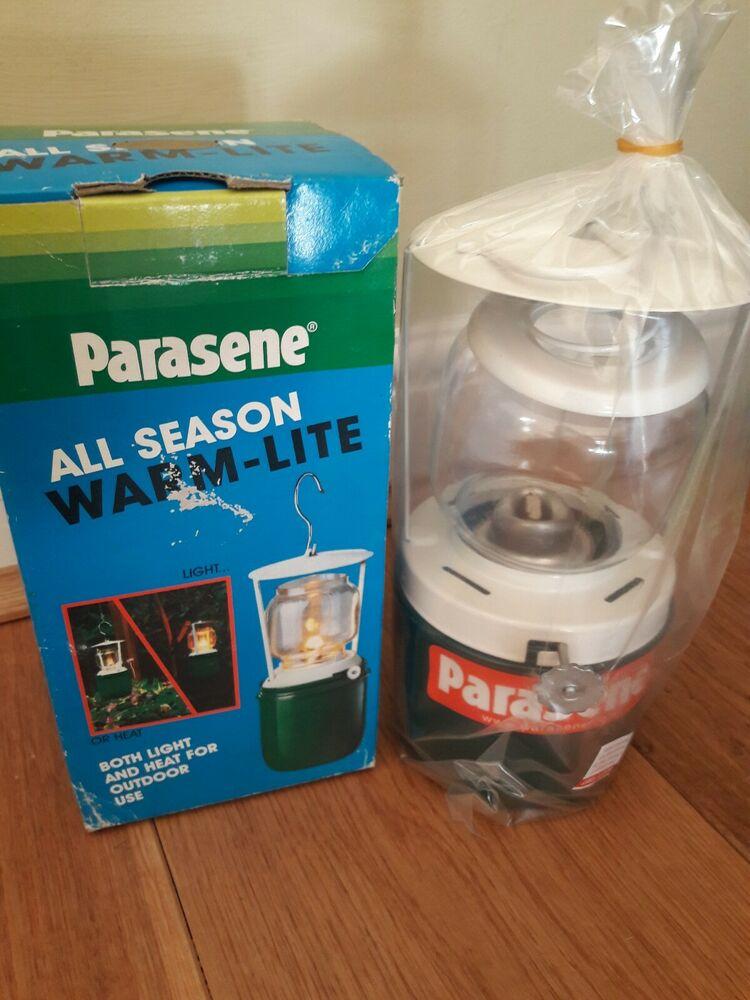 Parasene All Season Warm-Lite Paraffin Heater Light