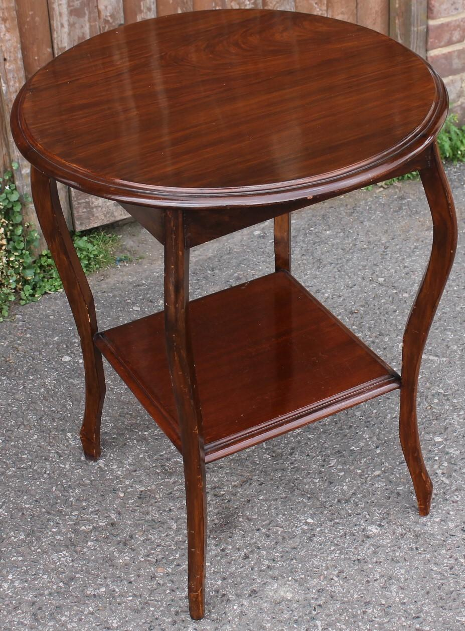 Ikea Strind Round Side Table Posot Class