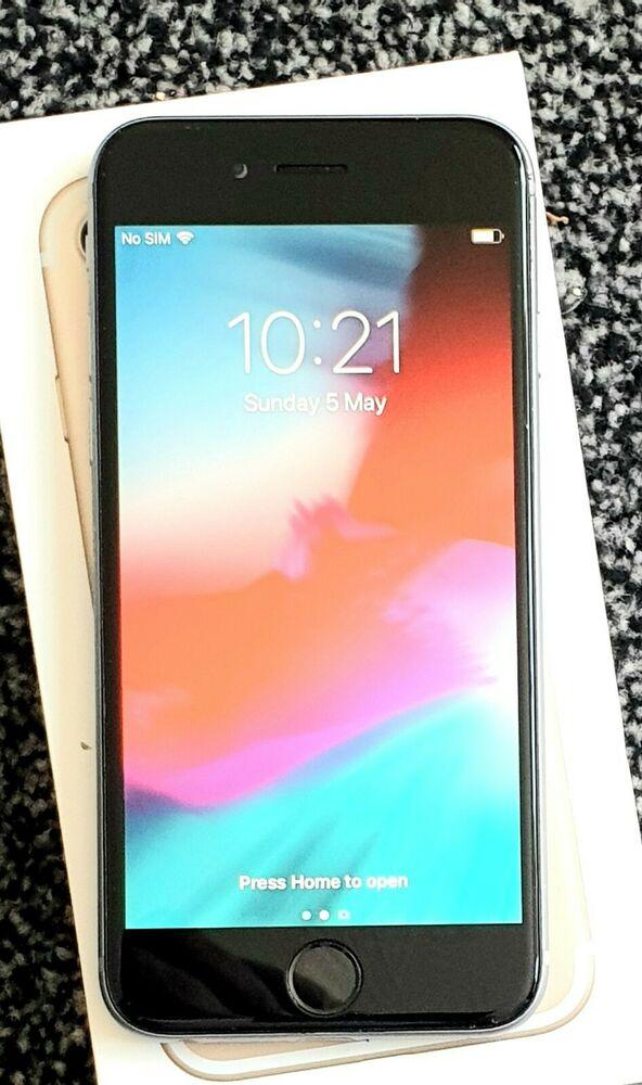 Apple iPhone 6 - 64GB - Space Grey (Unlocked) A (CDMA +