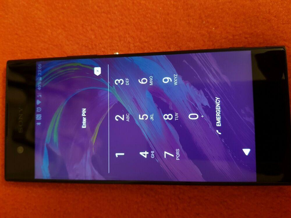Sony Xperia XA1 32GB UNLOCKED Smartphone with Free Case ***