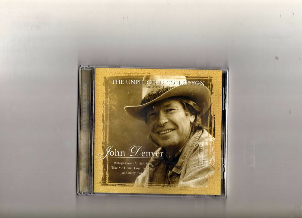 John Denver CD The Unplugged Collection.