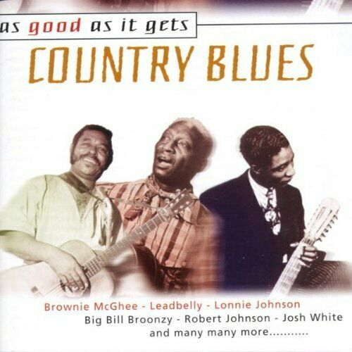 Various Artists - As Good As It Gets - Country Blues -