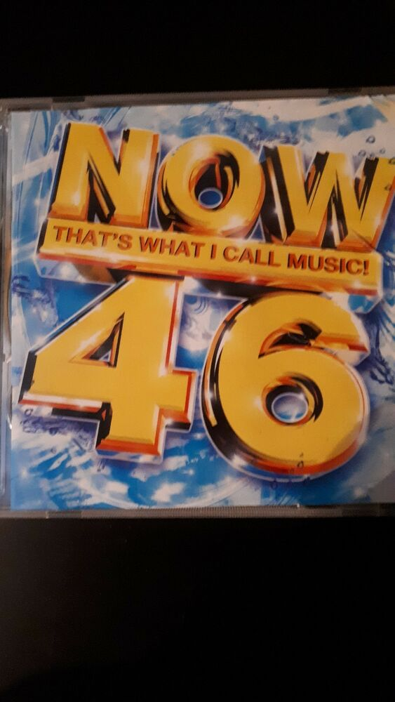 Various Artists: Now Thats What I Call Music! 46 CD