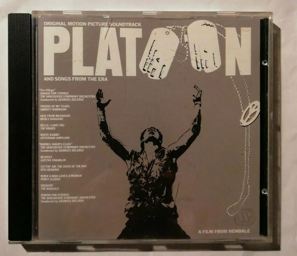 Various Artists - Platoon (And Songs from the Era, Original