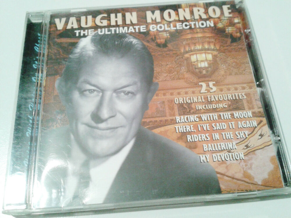 Vaughn Monroe: The Ultimate Collection (Music CD )