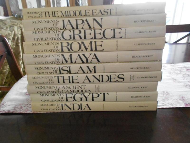 Books on Ancient Civilizations