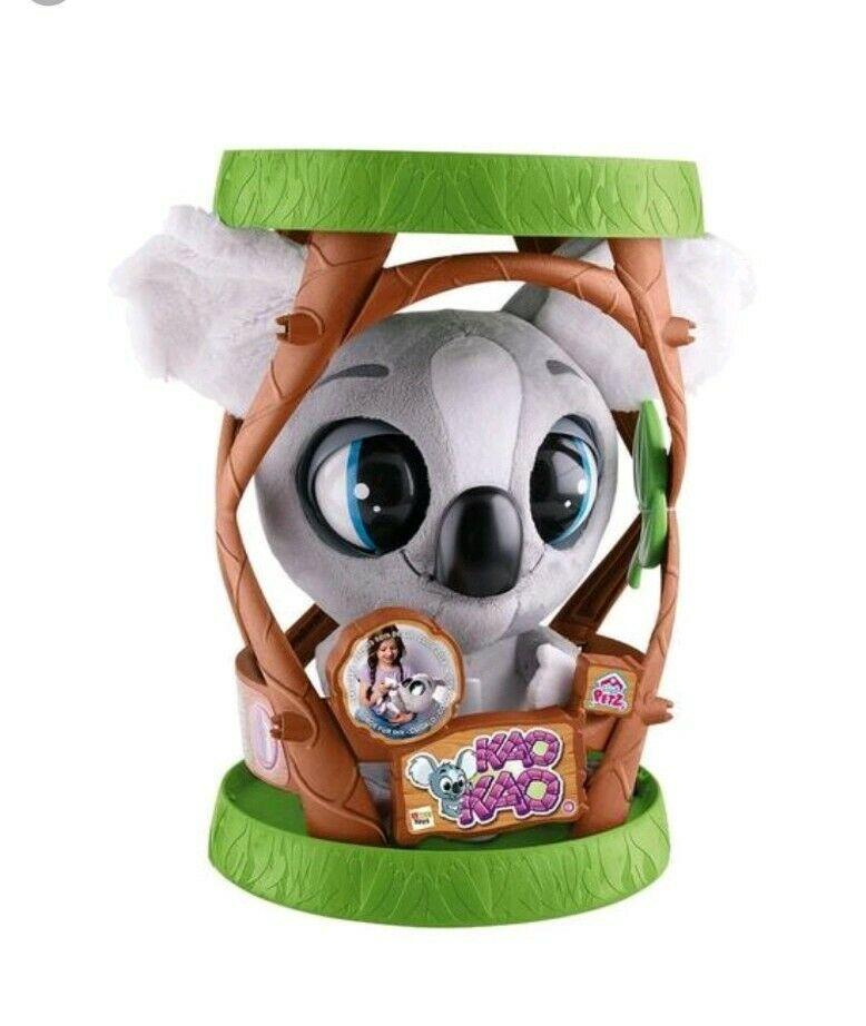 Club Petz Kao The Koala Interactive Toy