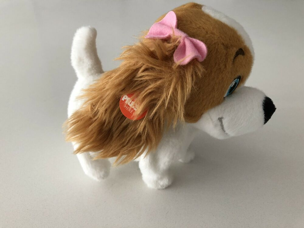 Lola The Puppy Interactive Toy for Childrens Electronic Pet
