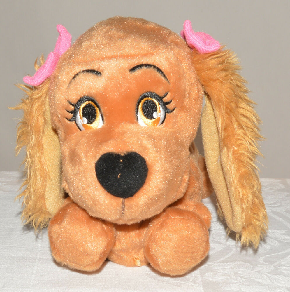 Lucy The Dog Interactive Puppy Toy Electronic Pet Club Club