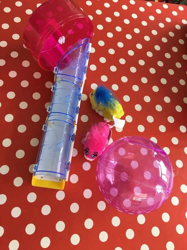 Spin Master Toy Hamster Pets Ball And Spinning Wheel