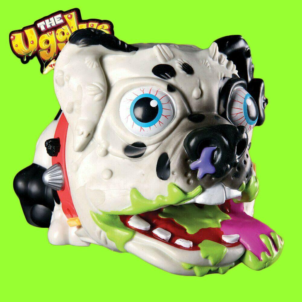 The Ugglys Gross Electronic Pup-Pet Funny Sounds DALMATIAN