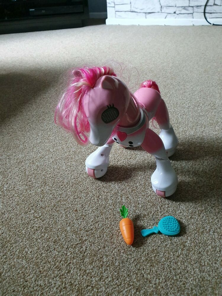 Zoomer Show Pony Interactive Electronic Dancing Horse/Pet