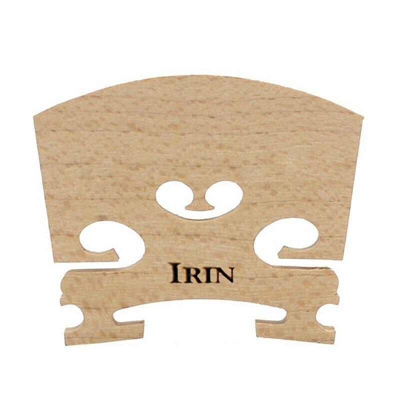 2X(Irin Maple Wood Regular Acoustic Violin Bridge 4/4 Sizes