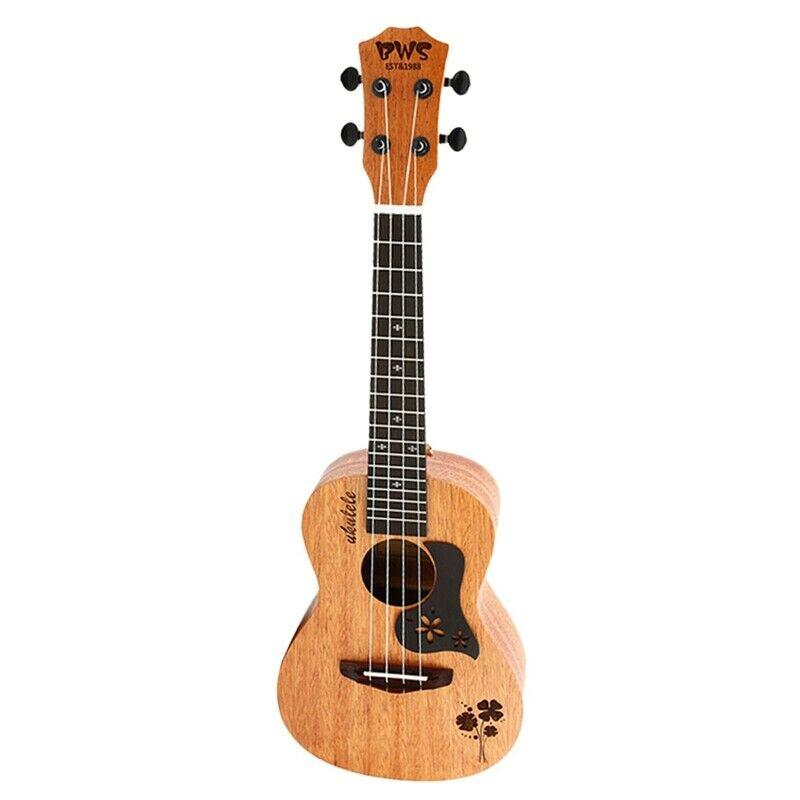BWS EST &  Concert Ukulele 23 Inch 4 Strings Hawaiian