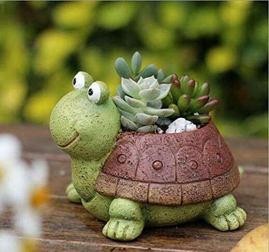 Binoster Plant Pots, Cute Animal Shaped Cartoon Succulent
