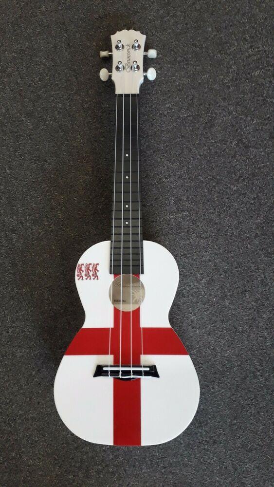 Brunswick BU50C concert ukulele, ABS plastic, St. Georges