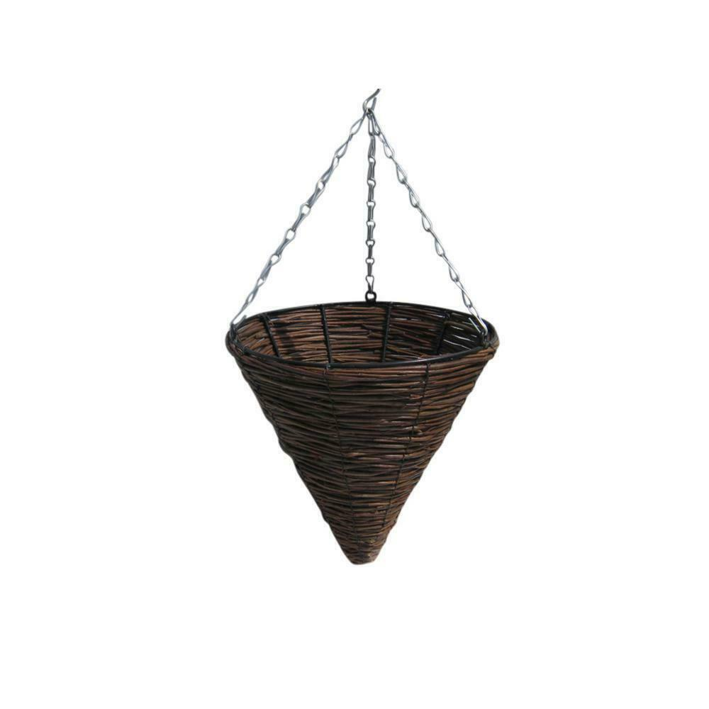 Hanging Basket Planter Flower Plant Indoor Outdoor Garden
