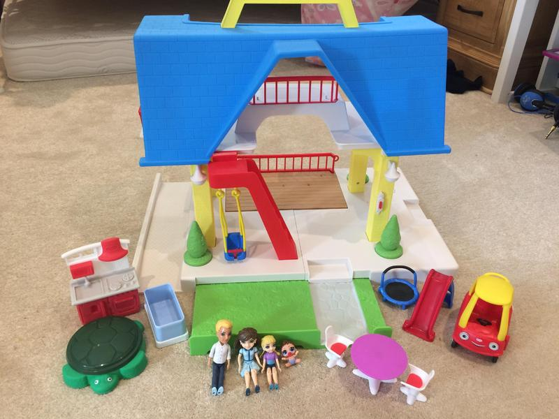 Little Tikes Tikes House in Excellent Conditin