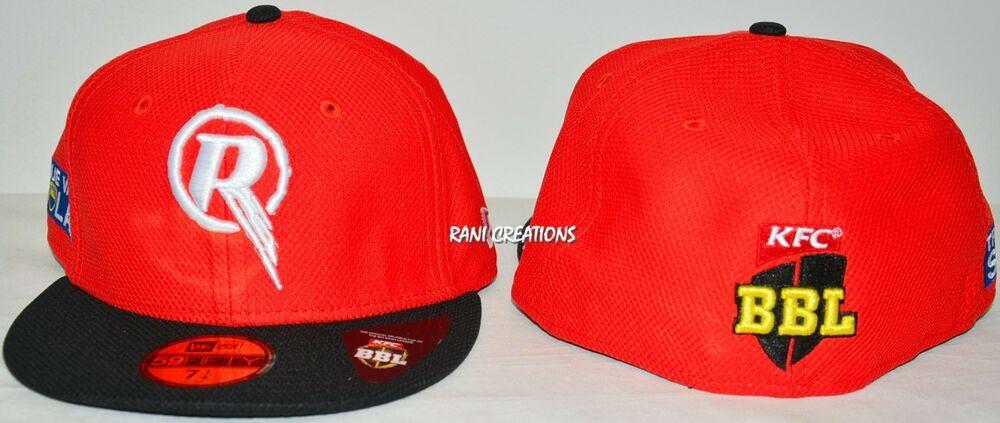 Melbourne Renegades 59FIFTY New Era Cap BBL Big Bash Hat