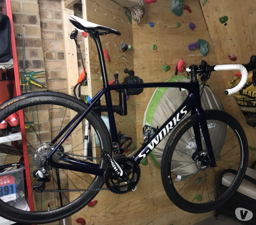 Specialized S Works Tarmac  Disc Ace Di2 56 Dura