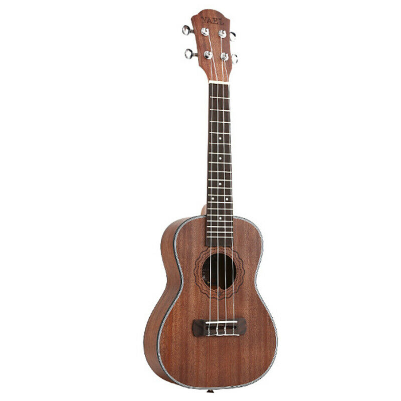 Yael 23 Inch Concert Ukulele 4 String Hawaiian Mini Guitar