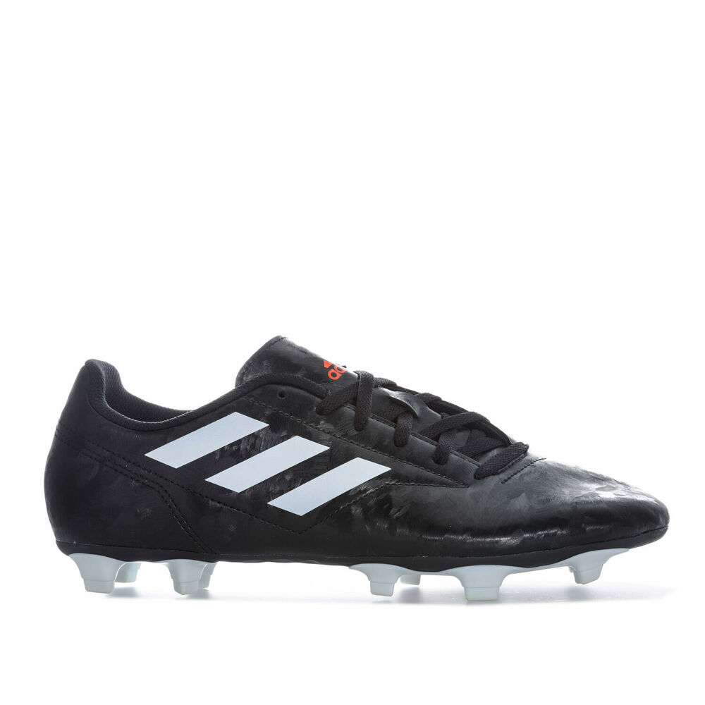 Mens adidas Conquisto Ii Fg Football Boots In Black
