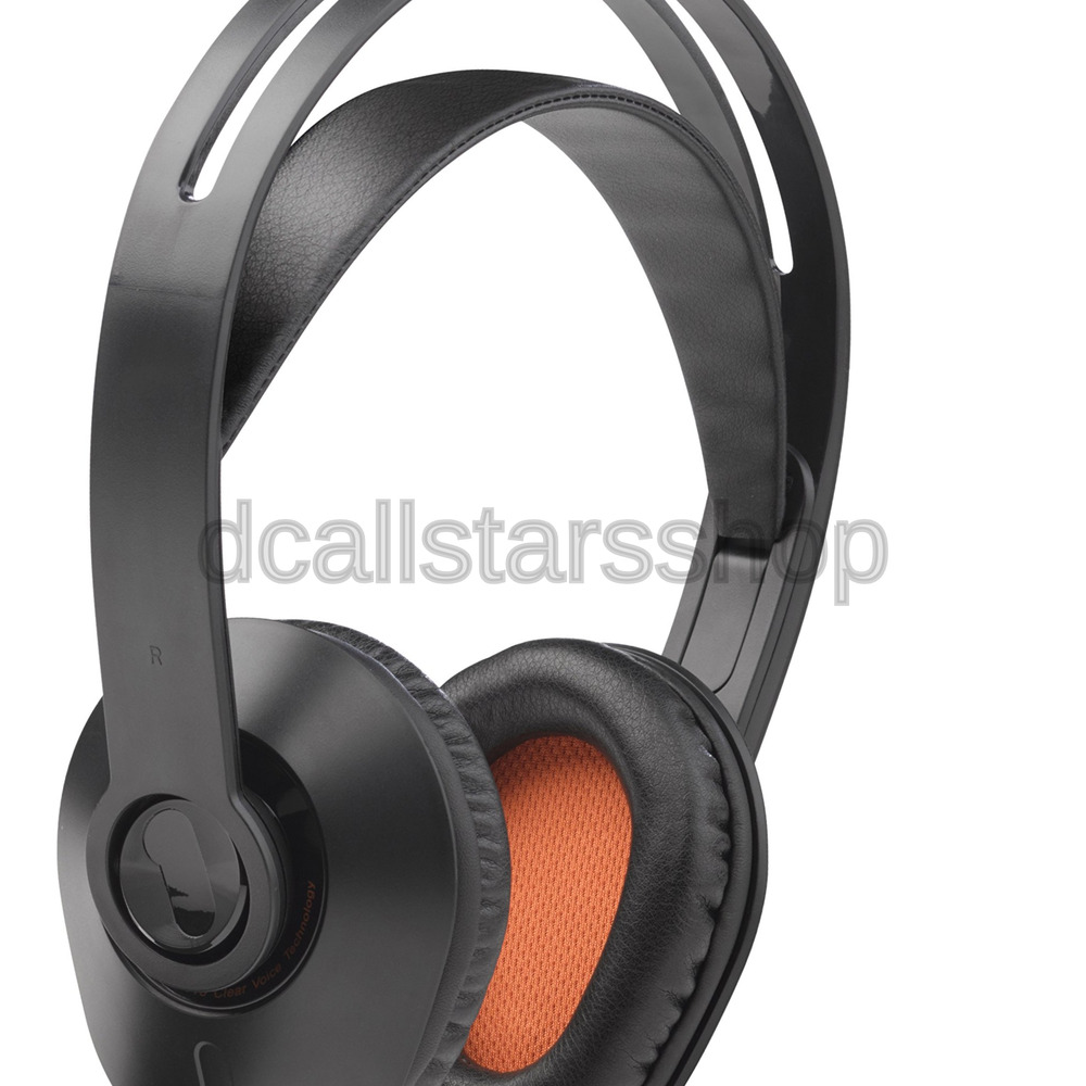 One For All HP Corded TV Headphones with self-adjusting