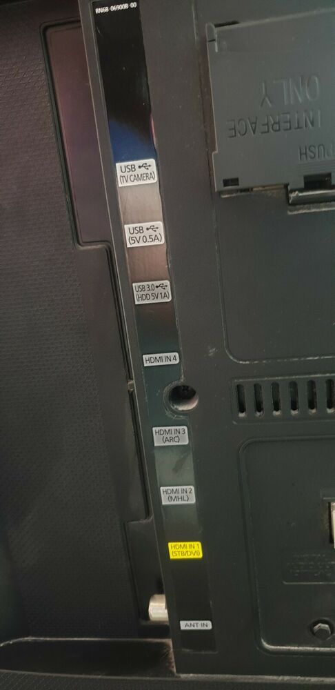 SAMSUNG 55NU inch Smart Curved 4K UHD TV