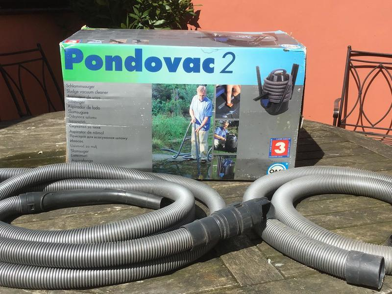 Pondovac 2 pond cleaner