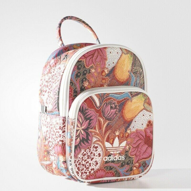 adidas originals trefoil mini bag backpack shoulder bag bnwt