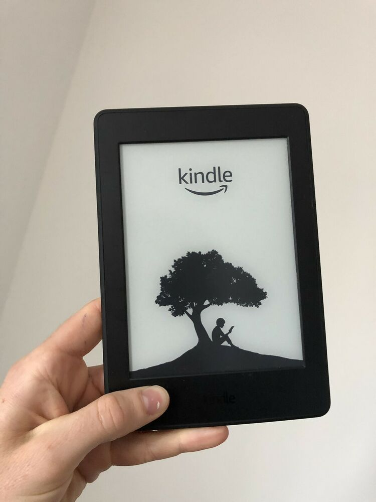 Amazon Kindle Voyage (7th Generation) 4GB, Wi-Fi, 6 inch -