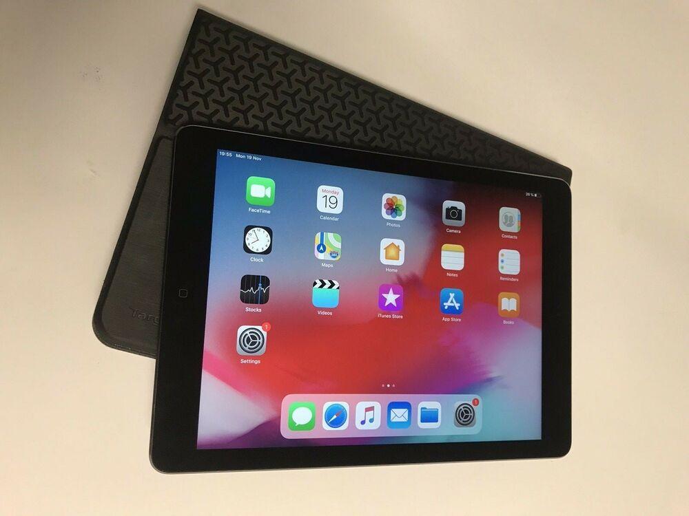Apple iPad Air 1st Gen. 16GB, Wi-Fi, 9.7in - Space Grey Good